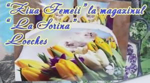 Ziua Femeii la magazinul La Sorina din Loeches