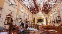 Cel puţin 290 de morţi şi 500 de răniţi în 8 atentate simultane în mai multe hoteluri de lux şi biserici catolice din Sri Lanka