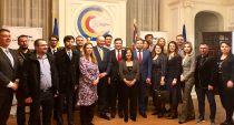 Vizita delegaţiei Comisiei pentru comunităţile de români din afara graniţelor ţării în Regatul Unit al Marii Britanii şi al Irlandei de Nord