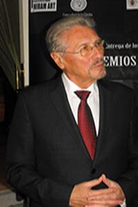 Madrid: Emil Constantinescu la Gala Premiilor Niram Art 2011