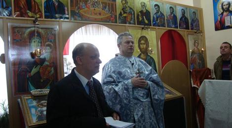 Parohia Ortodoxă din Fuenlabrada