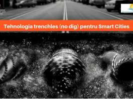 NO-DIG - Soluția pentru Smart City TRENCHLESS | ARSCM