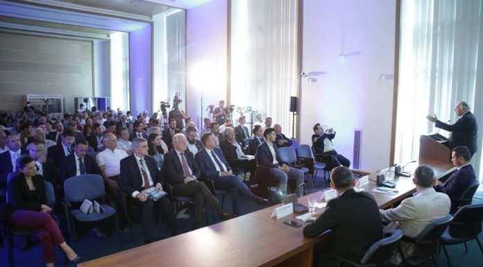 Conferința Science Meets Regions - Măgurele Smart City
