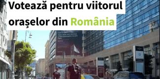 UrbanizeHub, viitorul oraşelor din România  ARSC