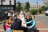 8.31.14 Linger longer in Brasov after church