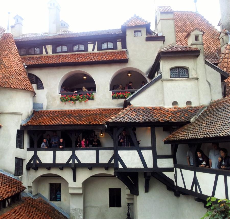 Castel Dracula Romania