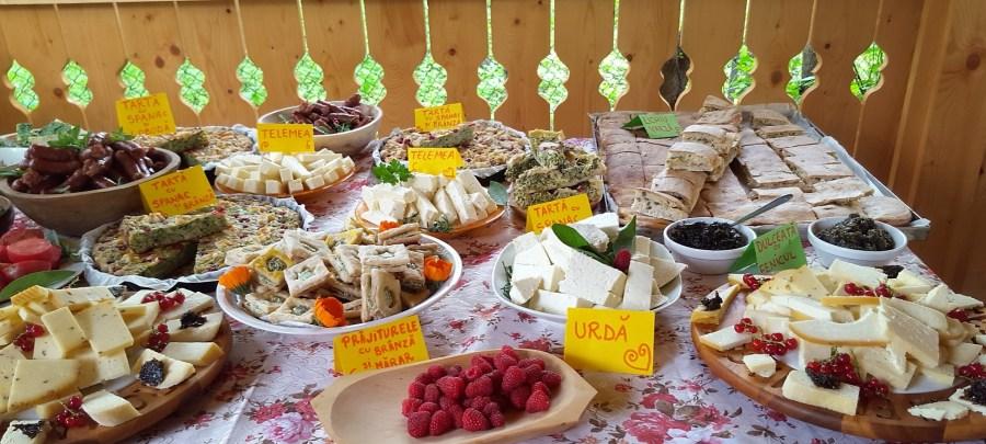 Picnic in Transylvania goodies