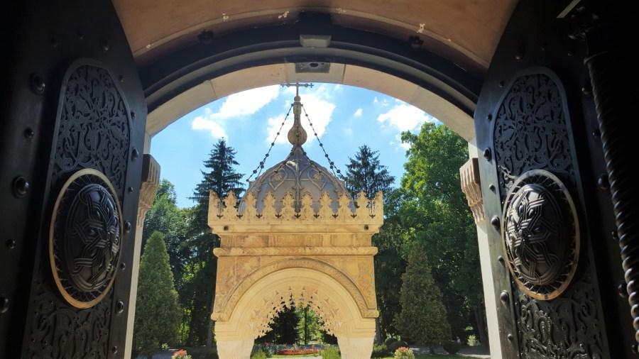 Curtea de Arges Manastire Romania