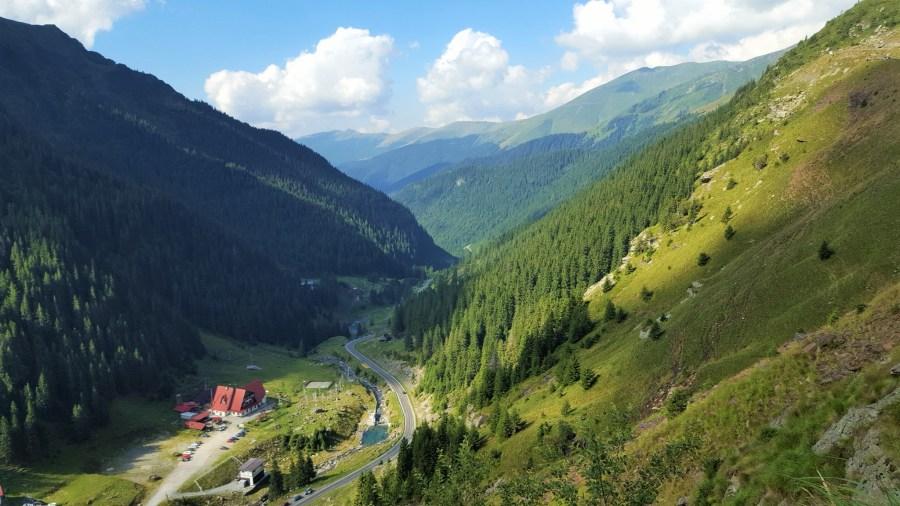 Transfagarasan Romania Wow