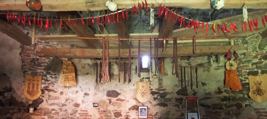 turnul slaninii romania