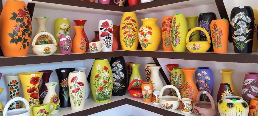 romanian vases