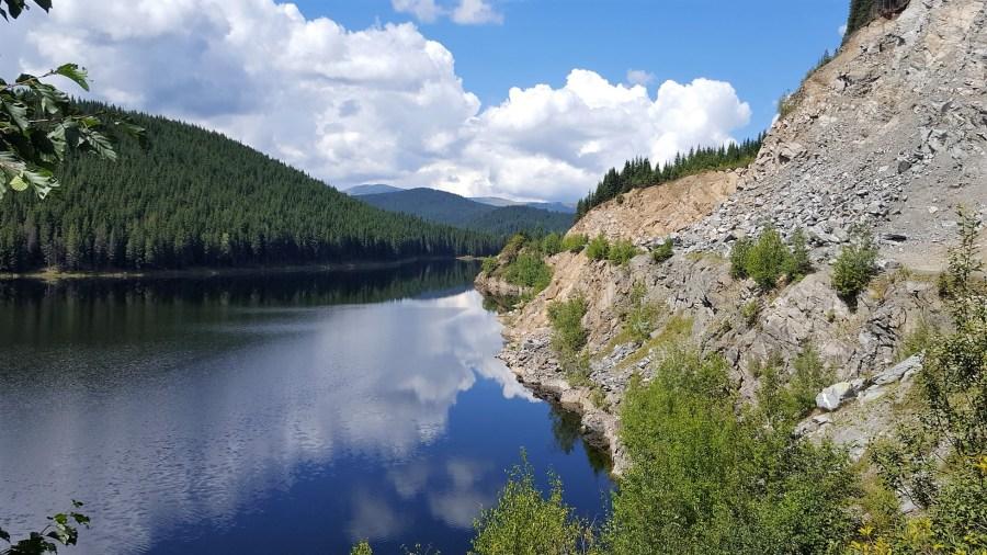 oasa lake transalpina