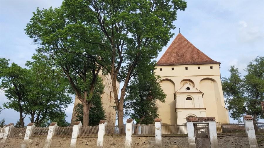 Biserica Evanghelica Saschiz