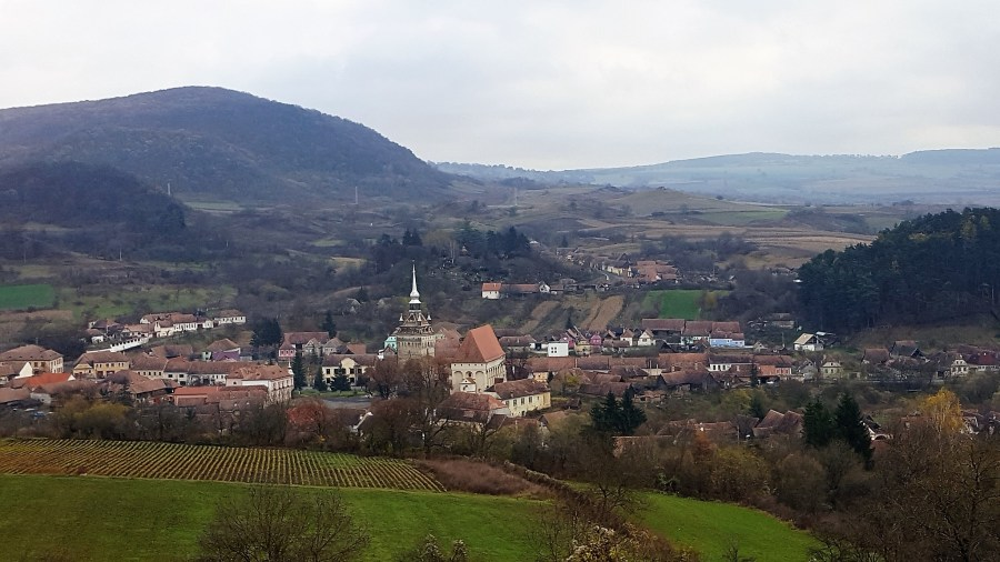 Saschiz Transilvania Romania