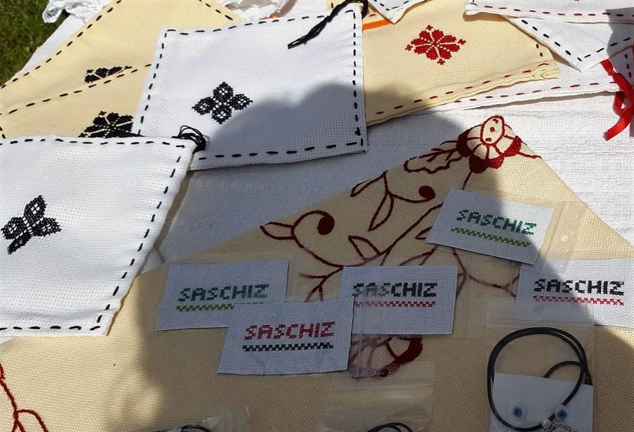 Saschiz souvenir