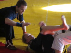 triangle choke Kyiv