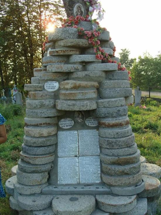 Holodomor-Monument-Cherkassy