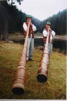 Ukrainian-Trembita