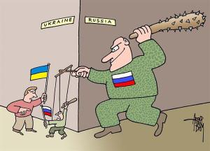 EUkraine-Cartoon-Russia-Provocation