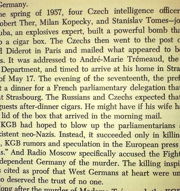 John Barron, KGB: The Secret Work of Soviet Secret Agents-1974