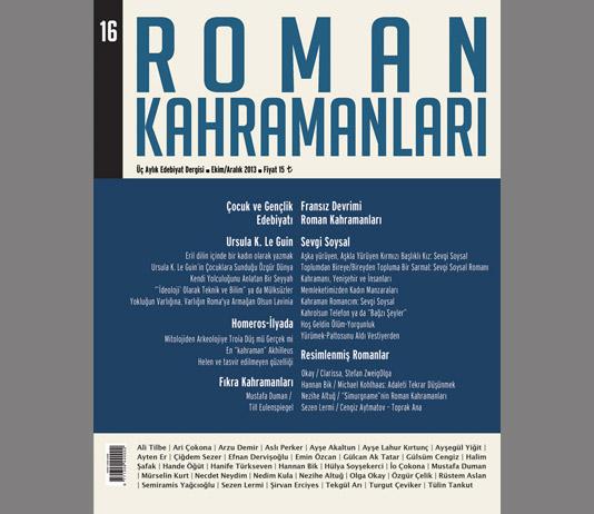 Roman Kahramanları 16. Sayı