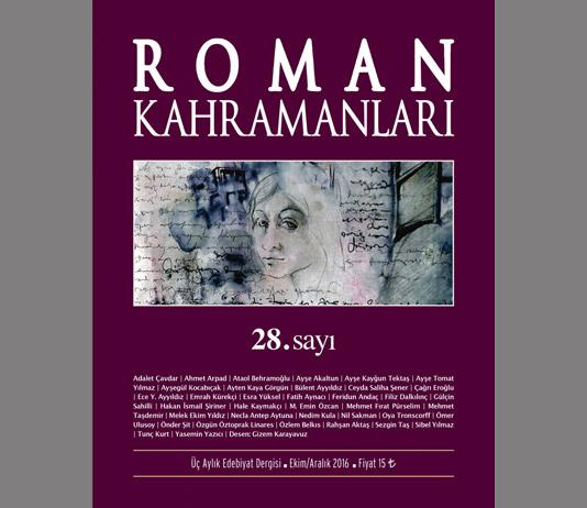 Roman Kahramanları 28. Sayı