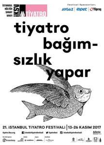 21 İstanbul Tiyatro Festivalinin Ana Programı Belli Oldu