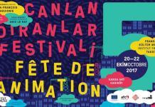 Canlandırma Sineması Festivali Başlıyor