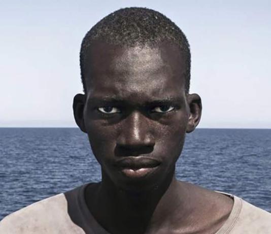 Fotoğraf Ödülü Genç Göçmenin Portresine Verildi