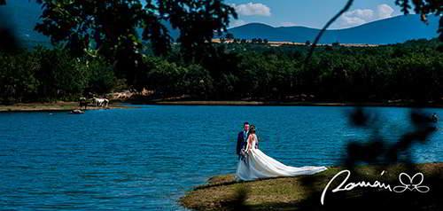 fotografos de bodas únicas segovia