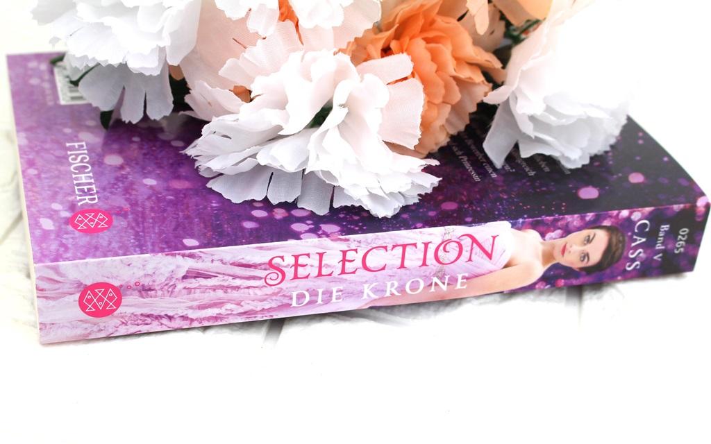 Kiera Cass – Selection: Die Krone (Band 5)