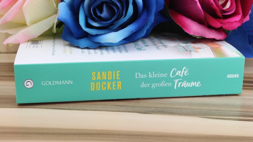 Sandie Docker – Das kleine Cafe der großen Träume