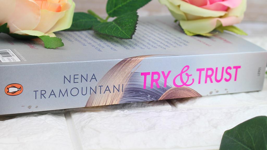 Try & Trust von Nena Tramountani (Band 2)