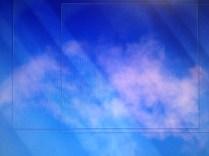 'Square Pink Sky' Mars Bleszynski