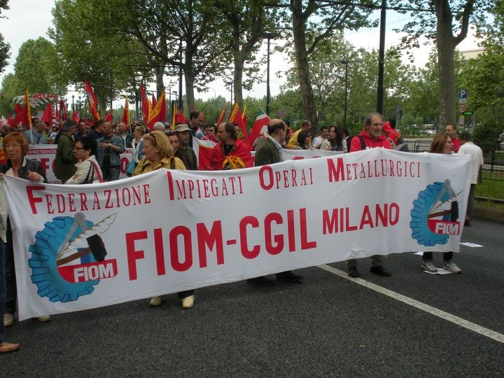 Fiom-cgil-milano