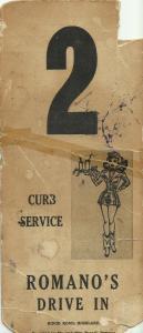 curb service ticket