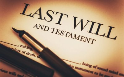 Tricks of the Trade: The Complexities of Drafting a Texas Last Will and Testament