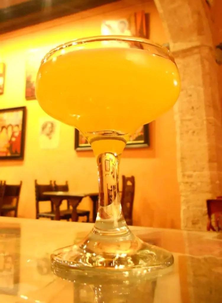 Agua de Valencia Spanish drink