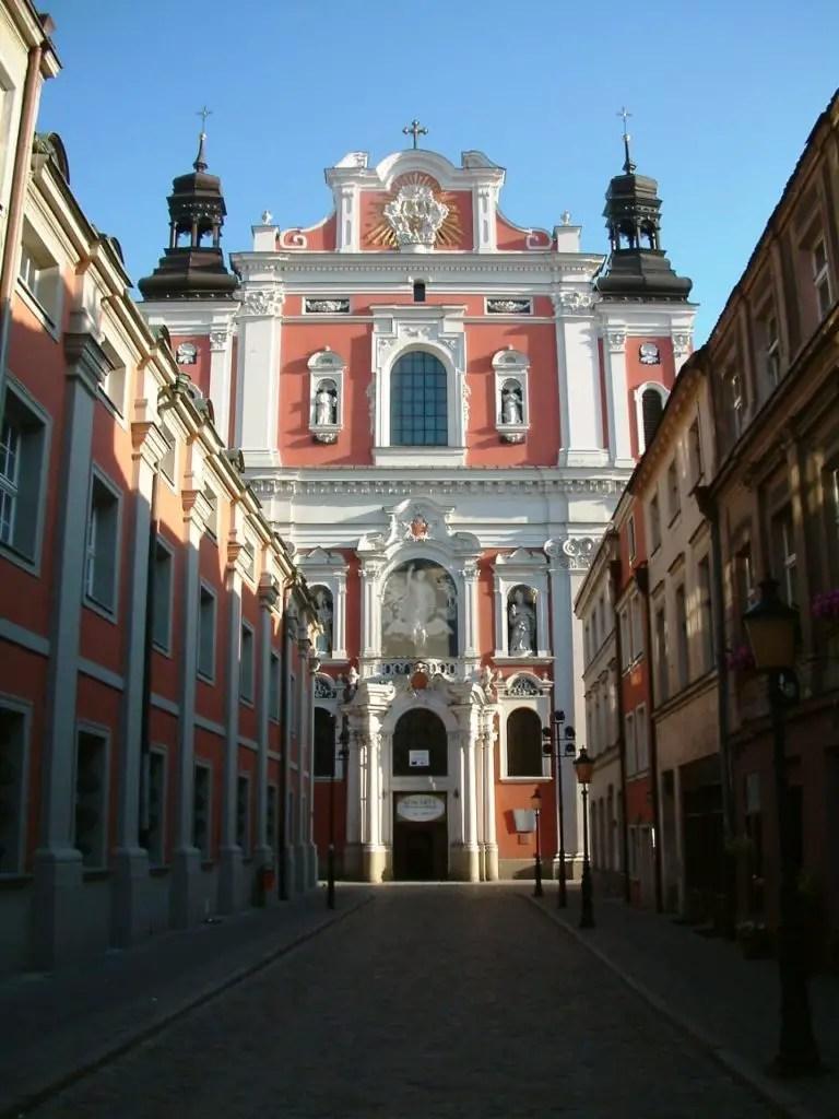 Poznan Our Lady Basilica
