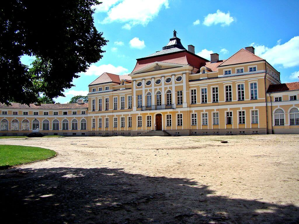 Palace in Rogalin