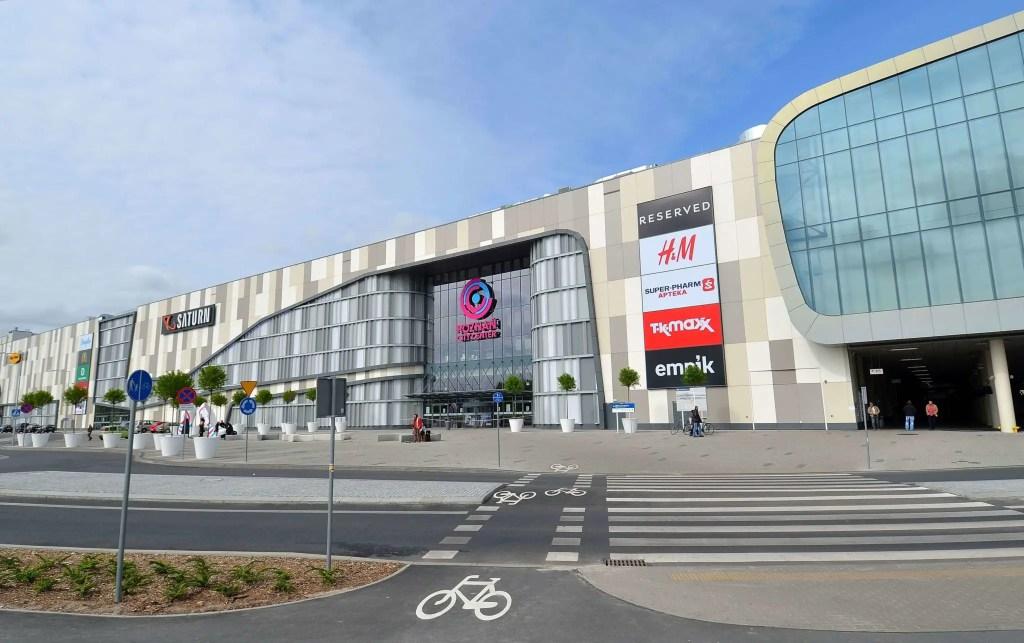 Avenida Shopping Center in Poznan