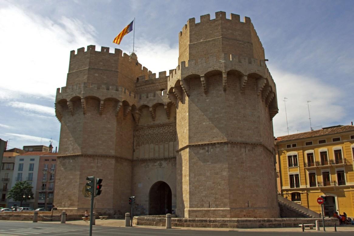Ворота в Валенсию
