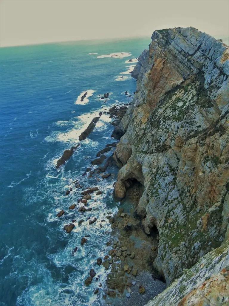Скалистый берег Астурии, Испания