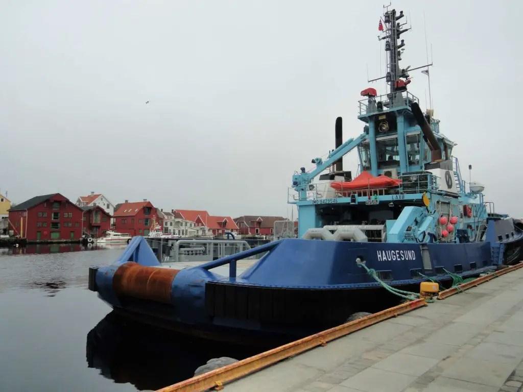 Haugesund Boat