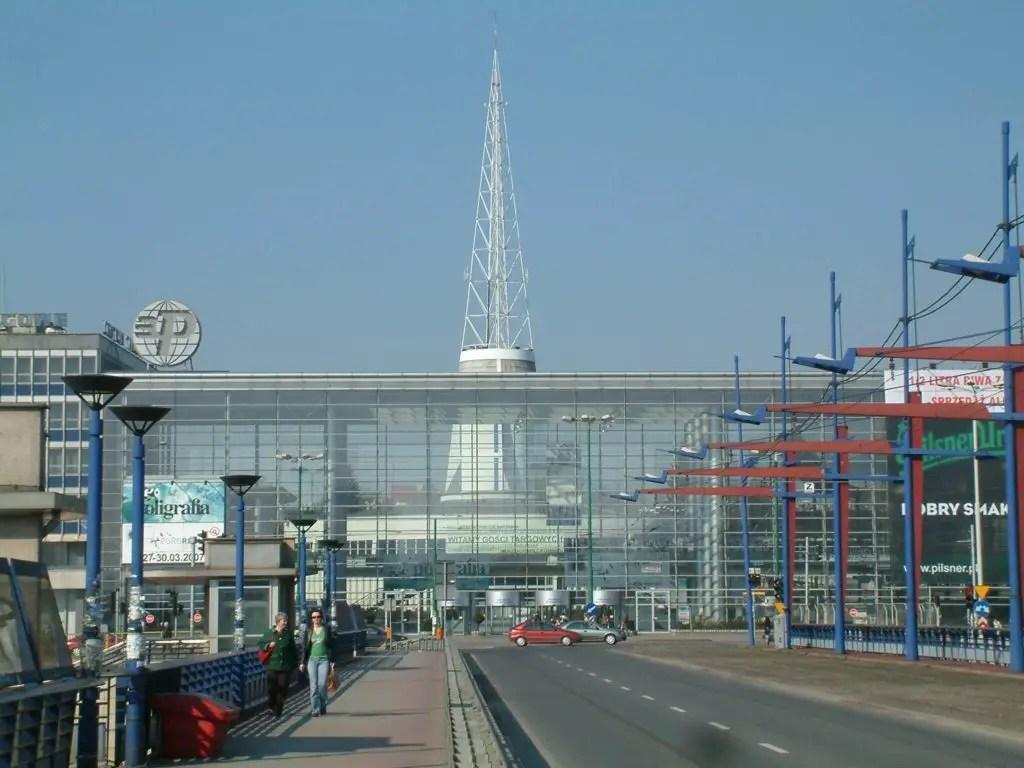International fair in Poznan