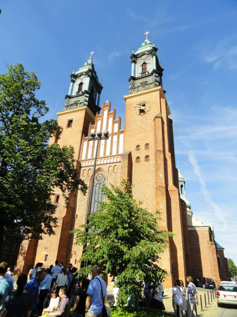 Cathedral on Tumski island, things to do in Poznan