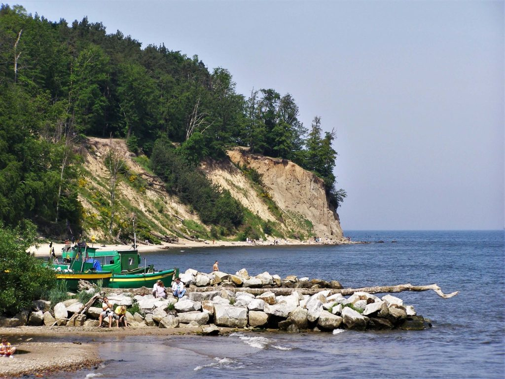 Orlowo Cliff, things to do in Gdynia