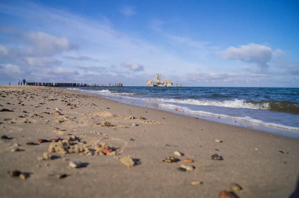 Atrakcje Gdyni, plaża i morze
