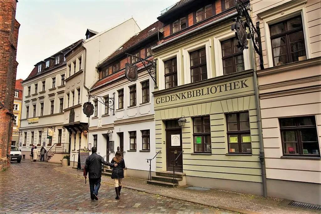 Старый город Берлина