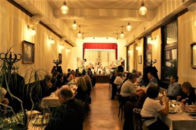 Lado Cafe in Budapest
